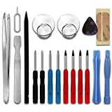 subtel® 18 in 1 Handy Reparatur Werkzeug mit 2 x Pentalobe-Schraubendreher, 4 x TORX® Schraubendreher und Tool Kit mit