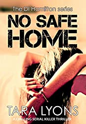 No Safe Home (DI Hamilton Book 2)