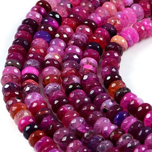 Beads Charitable Natural Matte Multi-colored Cherry Quartz 6mm Frosted Gems Stones Round Ball Loose Spacer Beads 15 5 Strands/ Pack Last Style Beads & Jewelry Making