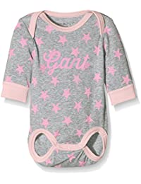 Gant N.B. Allover Printed Star, Body Mixte Bébé