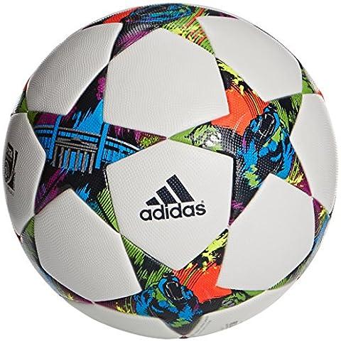 adidas Fussball Finale Berlin OMB - Balón de fútbol de competición, color blanco, talla 36 x 44 x 1 cm, 3