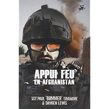 Appui feu en Afghanistan