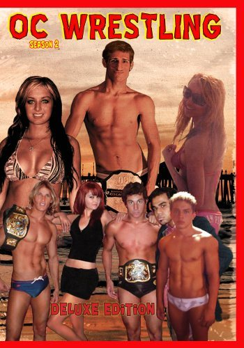 OC Wrestling DELUXE by Ryan kidd