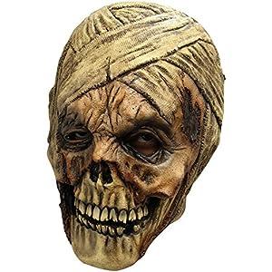 Générique AEC-mahal656-Máscara Completo látex Adulto Momia