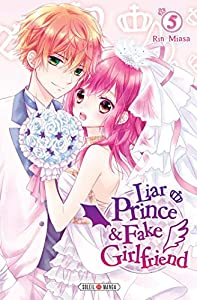 Liar Prince and Fake Girlfriend Edition simple Tome 5