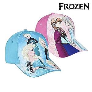 ARTESANIA CERDA SL (CDA) - Frozen Sombrero con Visera 2200003552, Multicolor, 123
