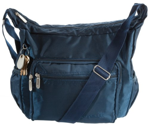 Suvelle Hobo Travel Crossbody Bag, Handbag, Purse, Shoulder Bag 9020 (Klein Anne Handtasche)