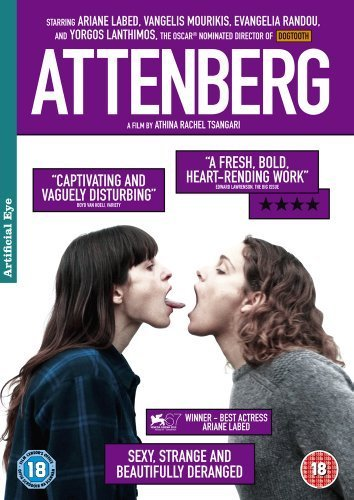 Attenberg [Region 2] by Ariane Labed