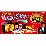 POOF-Slinky - Ideal?Ryan Oakes 101-Trick Magic Show with Magic Lunch Box Set and Instructional DVD, 0C492 by Ideal (English Manual)