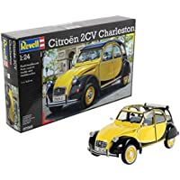 Revell - Maqueta Citroën 2CV Charleston, Kit modelo, escala 1:24 (07095)