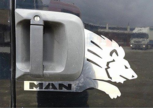 2x-panneau-de-porte-en-acier-inoxydable-poli-lion-dcorations-pour-man-tga-tgx-camions