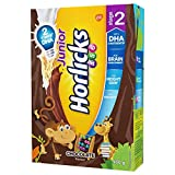 Junior Horlicks Stage 2 (4-6 years) Health & Nutrition drink - 500 g Refill pack (chocolate flavor)