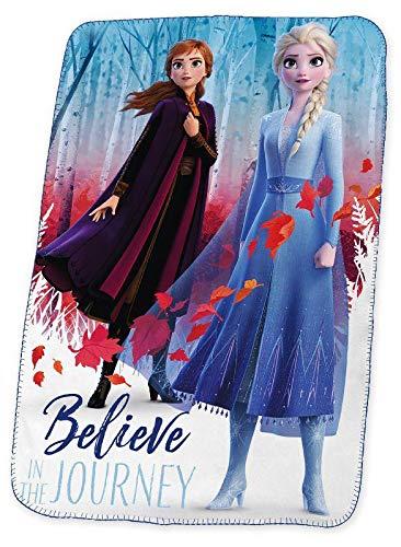 Disney Frozen Silk Touch 2 Referencia KD Mantas Cama