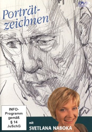 Porträtzeichnen mit Svetlana Naboka