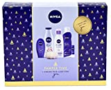 Nivea Gift Set, Pamper Time Gift Pack for Her with 5 Items