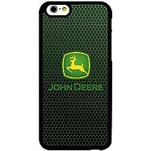 Iphone 6/6s 4.7 Funda Carcasa Case John Deere Brand Logo Durable Cute TPU Phone Case Cover PpnnOlalab