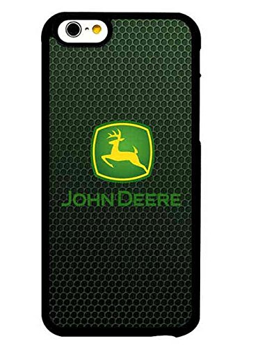 Iphone 6/6s 4.7 Coque John Deere Brand Logo Drop Resistant Etui TPU Phone Coque Cover PpnnOlalab ppnn-04