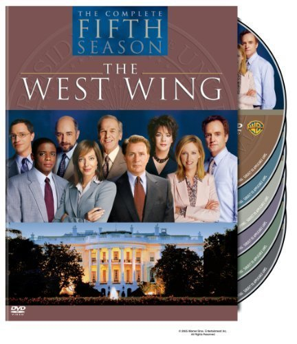 The West Wing: Season 5 by Warner Home Video by Chris Misiano Thomas Schlamme