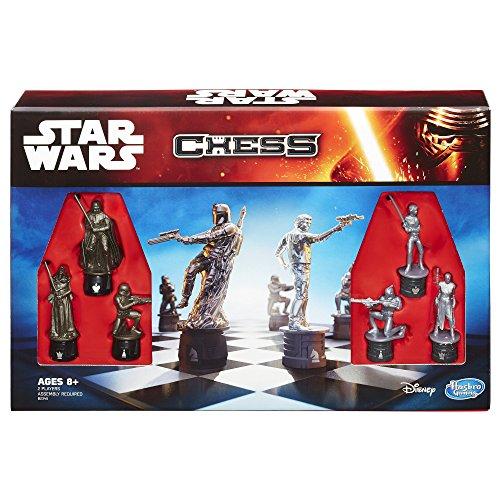 Hasbro Juego de ajedrez de Star Wars