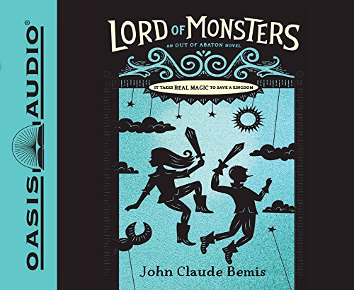 Out of Abaton, Book 2 Lord of Monsters (Library Edition)