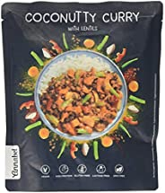 Annabel - Coconutty Curry 100% natural indian flavoured vegan ready meal - 5 x 500 g