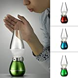 #9: Household BLOW ON OFF RECHARGEABLE RETRO LED LAMP- USB POWERED EXCELLENT NIGHT AMB