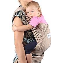 Écharpe de portage en coton de marque Neotech Care - Porte-bébé ventral  mains libres 66fc28028f0