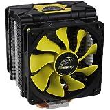 Akasa AK-CC4008HP01 Venom Voodoo CPU-Kühler für Sockel 775/1156/AM2/AM2+/1366/AM3/1155/2011/FM1 - gut und günstig