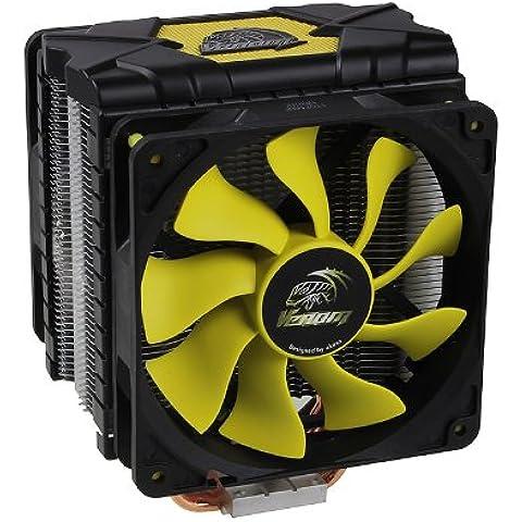 Akasa Venom Voodoo CPU Cooler AK-CC4008HP01 - 120mm