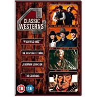 Four Classic Westerns