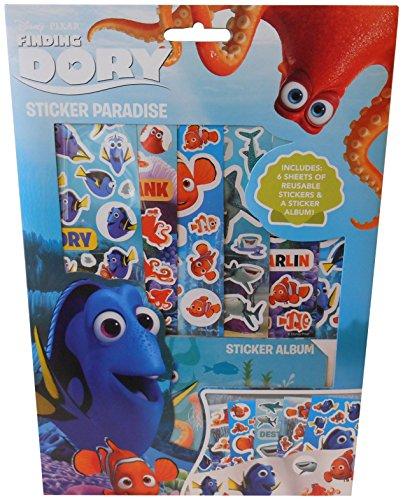 finding-dory-aufkleber-set