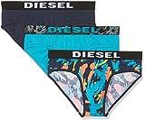 Diesel Herren Boxershorts 00SH05, (Blue 01), X-Large
