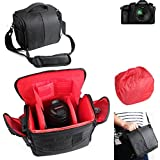 Para Panasonic Lumix DMC-FZ1000: Impermeable Anti-choque DSLR SLR Camera Case bolsa con cubierta de lluvia Caja de protecci
