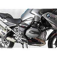 Powerbronze BMW R1200GS 13–15/R1200GS Adventure 14–15/R1200R 15/R1200RS 15–Carenado inferior, color negro