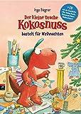 Der kleine Drache Kokosnuss bastelt für Weihnachten  -: Set mit CD (Weihnachtsbücher, Band 1)