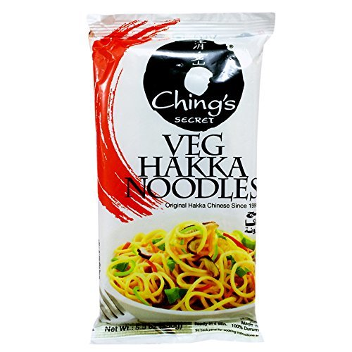 Ching's Secret Veg Hakka Noodles 150GM (Pack Of 5)