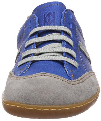 El Naturalista  El Viajero, Sneakers Basses mixte adulte Bleu - Blau (Bluing-Grey)