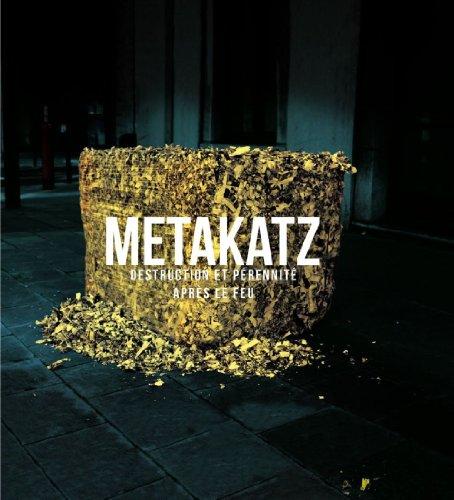 MétaKatz par Xavier Löwenthal, Ilan Manouach, Collectif