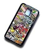 Sticar es Ltd-Sticker Bomb Design BMW Hartschalenhülle/Case für Samsung Galaxy S5