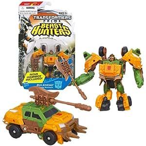 transformers prime beast hunters commander class bulkhead import royaume uni. Black Bedroom Furniture Sets. Home Design Ideas