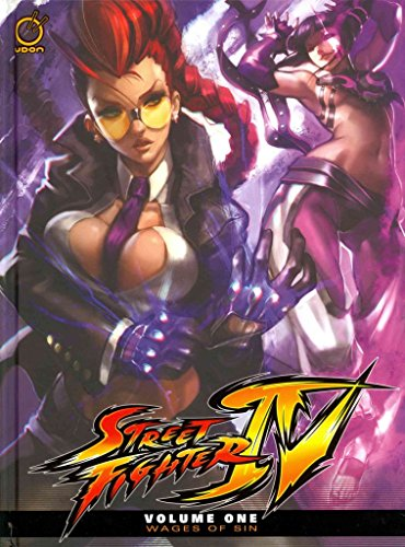 [(Street Fighter IV: Wages of Sin Volume 1)] [By (artist) Joe Ng ] published on (July, 2014)