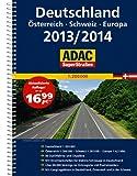 ADAC SuperStraßen Deutschland, Österreich, Schweiz, Europa 2013/2014 - Collectif