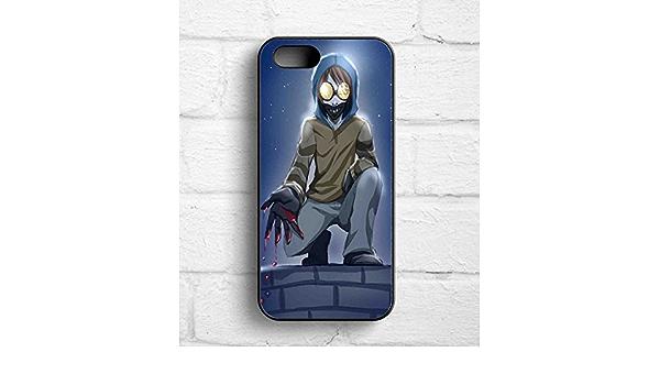 Martha Ellioty Creepypasta Ticci Toby for Cover iPhone 5/5S Case X9W6VL