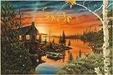 Clementoni - Puzzle de lagos y paisajes (2.000 piezas)