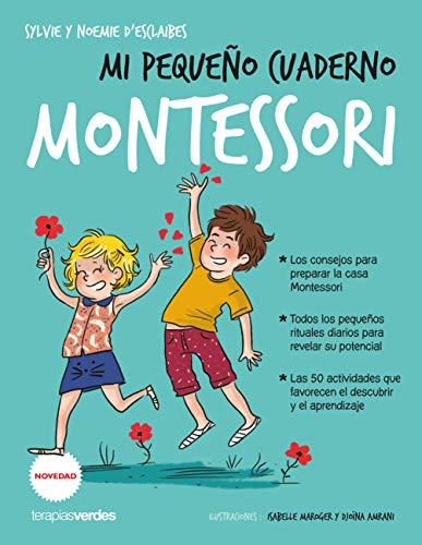 Mi pequeño cuaderno Montessori (Terapias Juegos Didácticos)