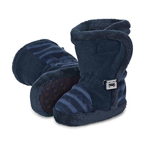Sterntaler Jungen Baby-Schuh Stiefel, Blau (Marine), 17/18 EU