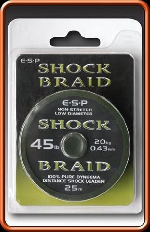 ESP Shock Braid 45 lb