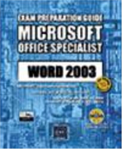 Microsoft Office Specialist Word 2003 - Expert