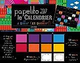 Le calendrier Papelito : A coller (et décoller !)
