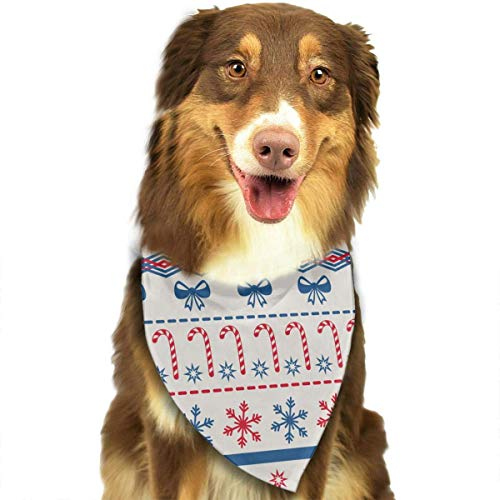 Ball Candy Kostüm - Sdltkhy Bow Ball Candy Pet Bandana Washable Reversible Triangle Bibs Scarf - Kerchief for Small/Medium/Large Dogs & Cats